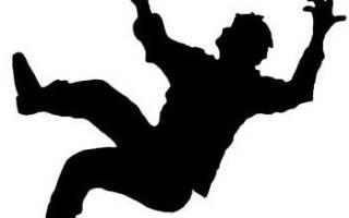 Видеть во сне падающего человека с высоты сонник