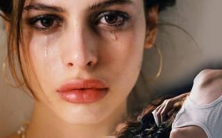 Плакать во сне и проснуться в слезах сонник
