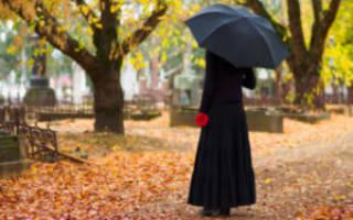 К чему сниться кладбище для женщины сонник