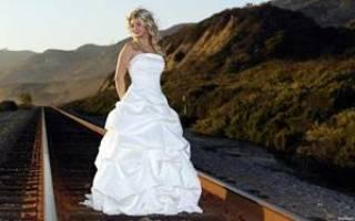 Сонник видеть знакомую в свадебном платье