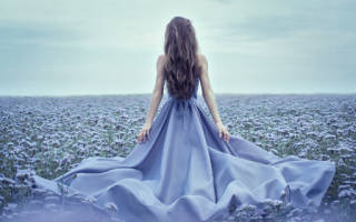 Сонник видеть себя в красивом платье