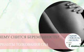 Сонник беременность во сне для женщины ванга