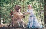 Видеть во сне медведя для женщины сонник