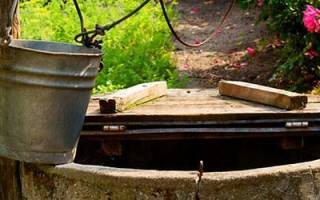 Набирать воду из колодца во сне сонник