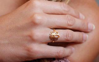 Золотое кольцо во сне сонник