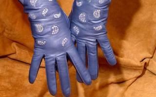 Белые перчатки сонник