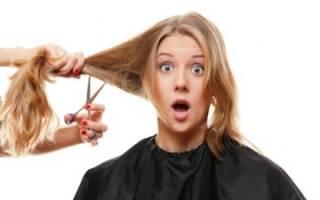Сон стрижка волос сонник