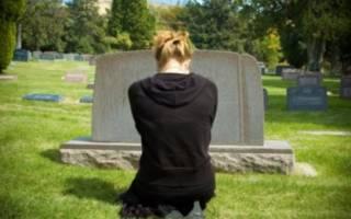 К чему снится смерть близкого человека сонник