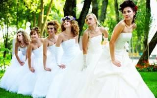 Видеть во сне много невест сонник
