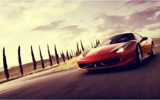 Ездить на красной машине во сне сонник