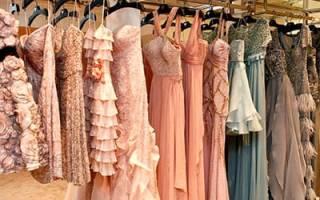 Видеть во сне много платьев сонник