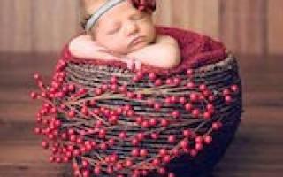 Сонник к чему снится младенец