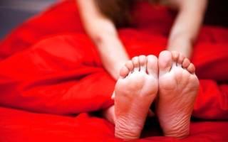 Во сне отнимаются ноги сонник