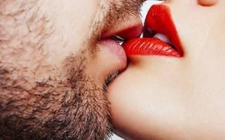 Во сне страстно целоваться с мужчиной сонник