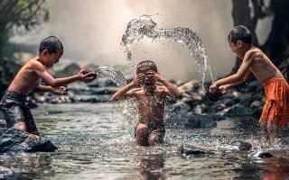 Видеть во сне воду чистую сонник