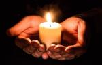 Видеть во сне свечи сонник