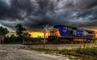 Сонник поезд