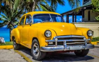 Желтая машина во сне сонник