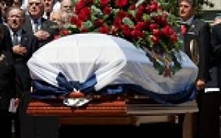 К чему снятся похороны незнакомого человека сонник