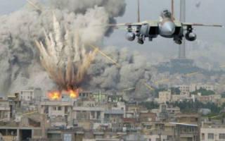 К чему снится война девушке бомбежка сонник