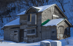 Сонник деревянный дом из бревен