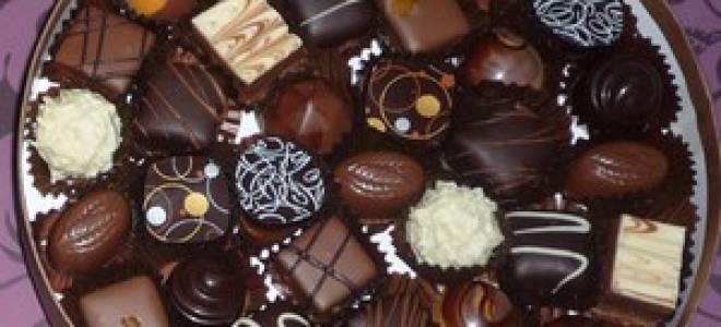 Есть шоколадные конфеты во сне сонник