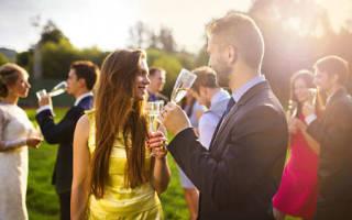 Быть на свадьбе во сне гостем сонник