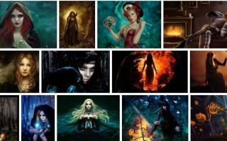 Ведьма приснилась во сне сонник
