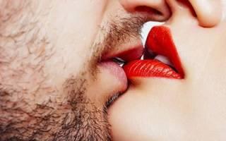 Во сне целовать любимого мужчину сонник