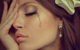 Плакать во сне от обиды сонник