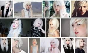 Сонник перекрасить волосы в белый цвет