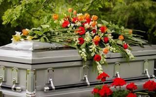 Значение сна похороны сонник