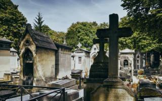 Во сне приснилось кладбище сонник