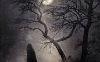 Видеть во сне призрака сонник