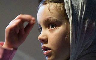 К чему снится креститься во сне сонник