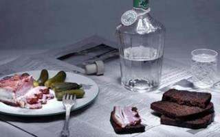 К чему снится пить водку во сне сонник