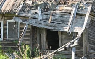 К чему снится разрушенный дом сонник