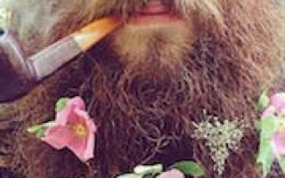 Борода во сне у мужчин сонник