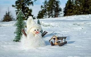 Значение сна снег сонник