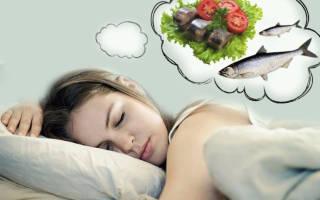 К чему снится кушать рыбу во сне сонник