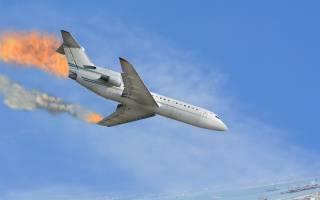 К чему снится падающий самолет на дом сонник