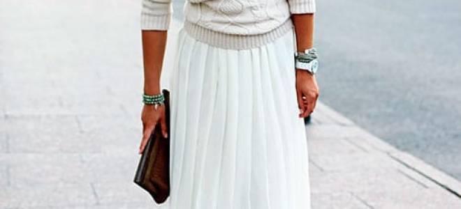 Сонник белая юбка