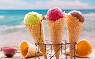 К чему снится есть мороженое сонник