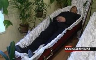 Видеть близкого человека в гробу во сне сонник