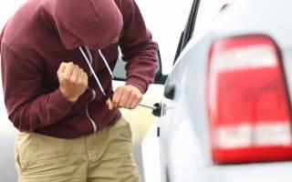 Сонник угнали машину