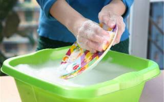 Сонник миллера мыть посуду