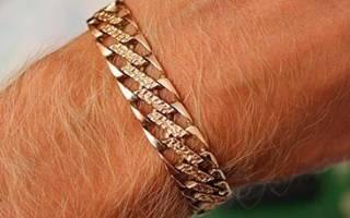 К чему снится золотой браслет на руке сонник