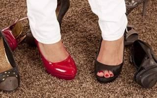 Сон разная обувь на ногах сонник