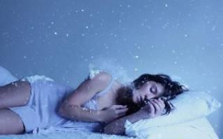 Девушка снится со среды на четверг сонник
