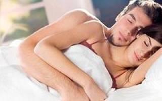 Сонник в постели с мужчиной